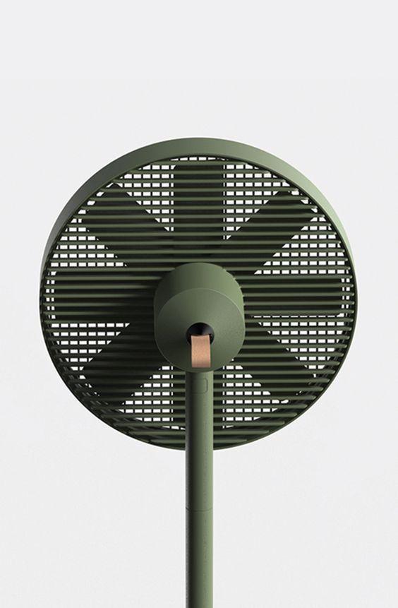 A fan of industrial design